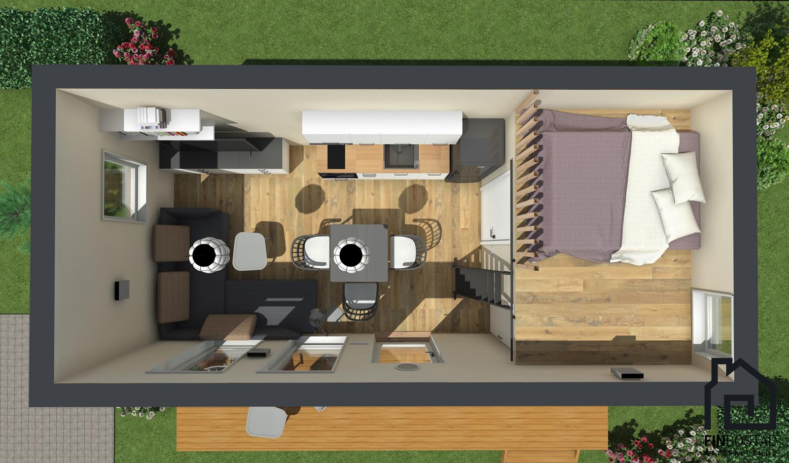 oland loige loft